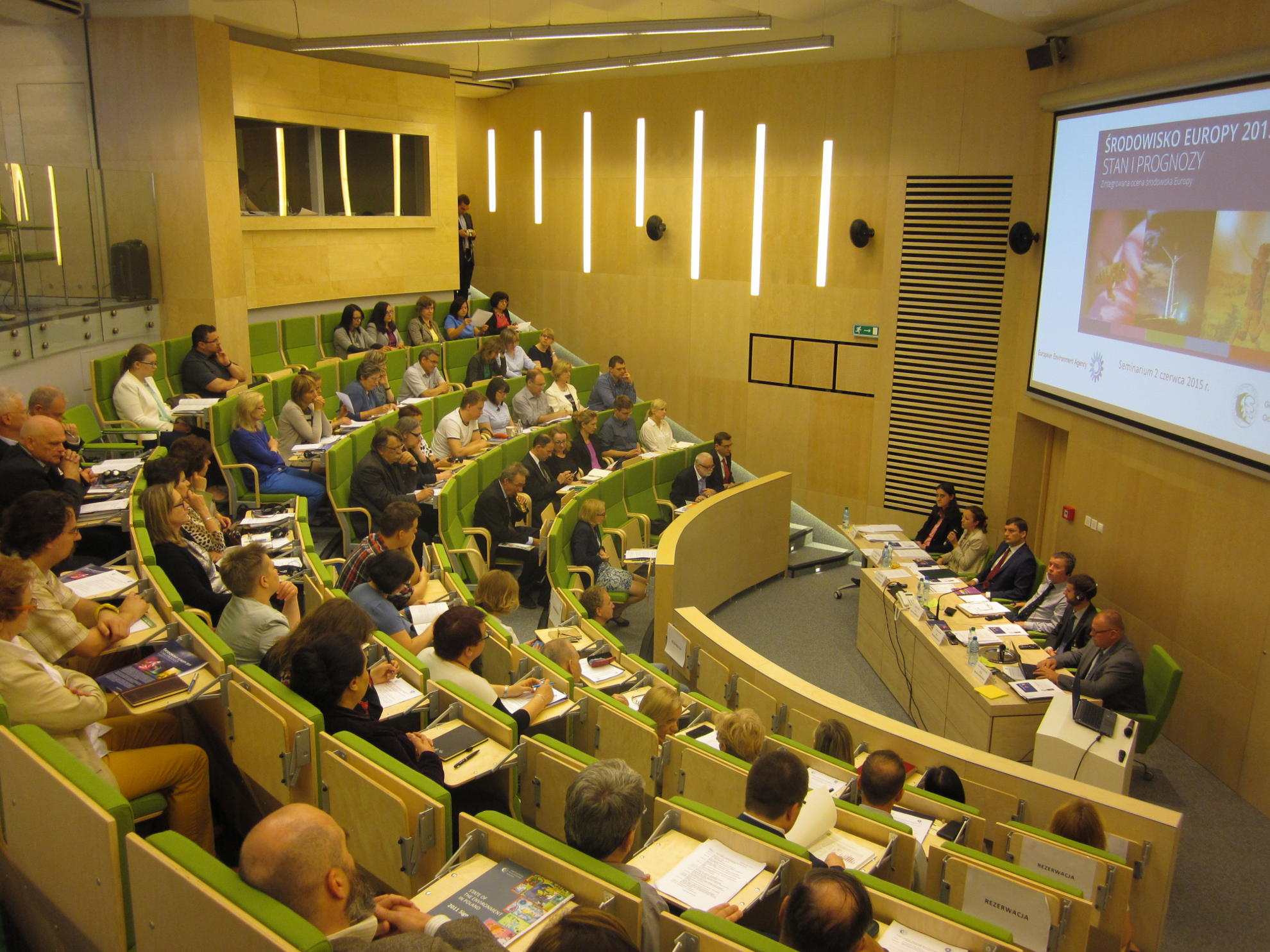 Launch of the SOER 2015 report in Poland - photo 1