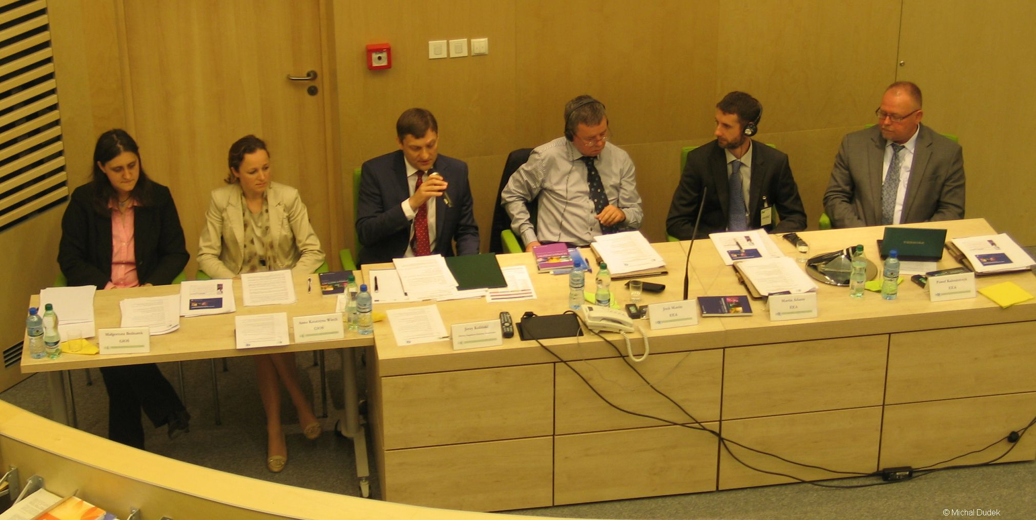 Launch of the SOER 2015 report in Poland - photo 2