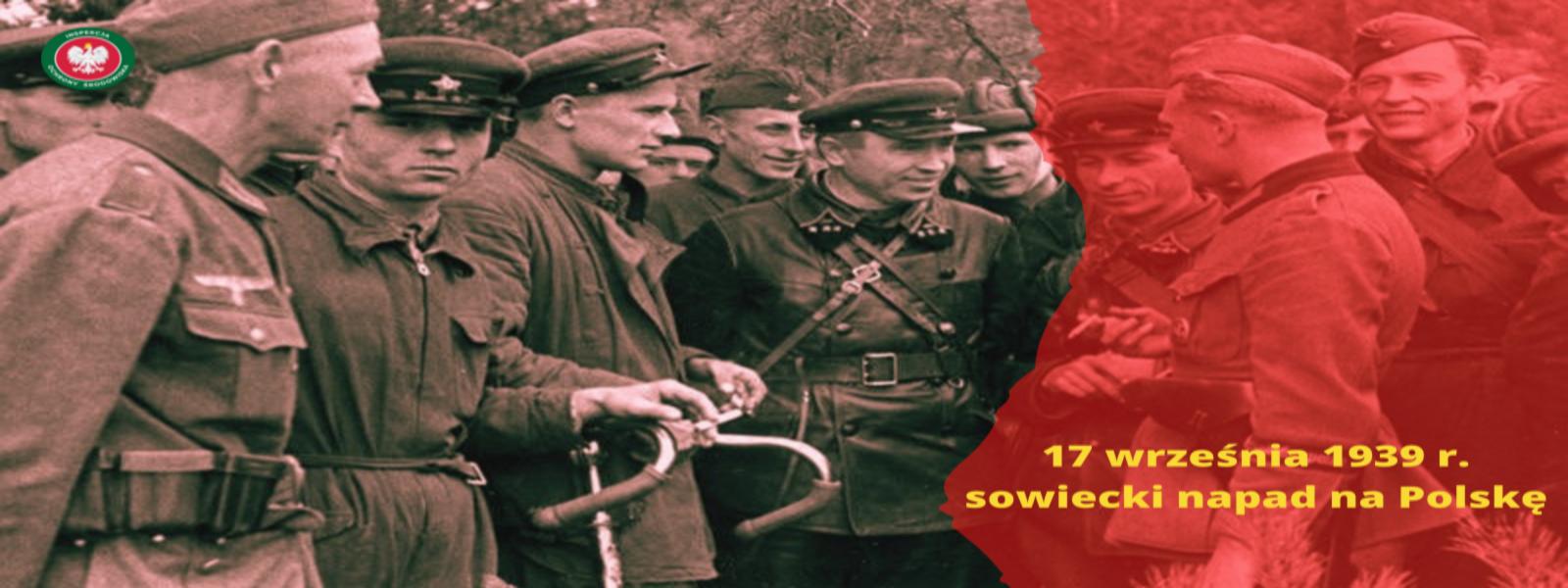 17 września 1939 r. - sowiecki napad na Polskę