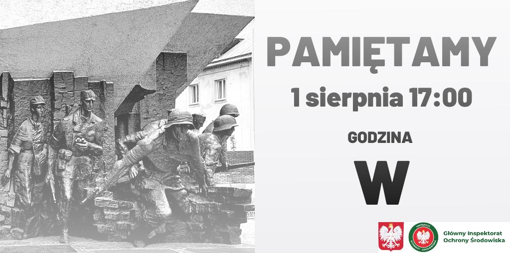 Powstanie Warszawskie - 1 sierpnia 17:00